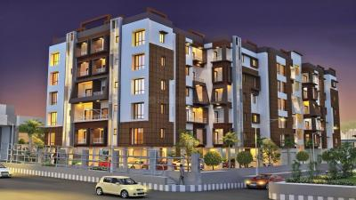 Gallery Cover Image of 1294 Sq.ft 3 BHK Apartment for buy in Martin Royal Signature, Lake Town for 10000000