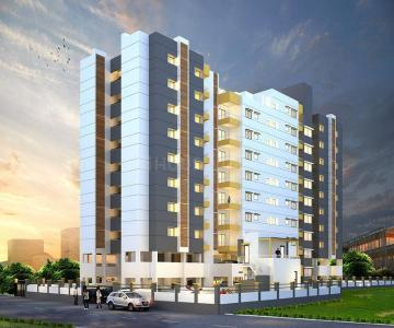 Gallery Cover Image of 620 Sq.ft 1 RK Apartment for buy in Kiran Samruddhi B, Sus for 3600000