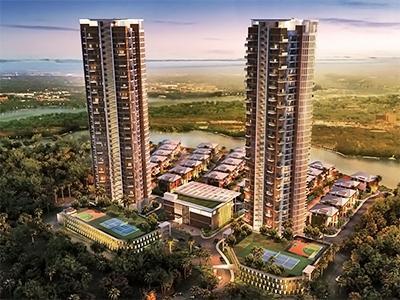 Mfar Shimmering Heights Villas