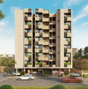 Gallery Cover Image of 1152 Sq.ft 2 BHK Apartment for buy in Shashwat Elegance, Sabarmati for 5900000