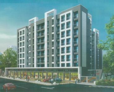 Gallery Cover Image of 565 Sq.ft 1 BHK Apartment for rent in Kanak Mukta Lake City B2, Khardipada for 7000