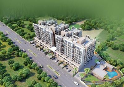 Gallery Cover Image of 885 Sq.ft 2 BHK Apartment for buy in JMJ Sun City, Rasayani for 3197500