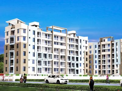 Gallery Cover Image of 1400 Sq.ft 2 BHK Apartment for rent in Mundeshwari Sapphire, Mustafapur for 8500