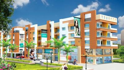 Gallery Cover Image of 1104 Sq.ft 3 BHK Apartment for rent in Goldwin Ganpati Umang, Hridaypur for 9000