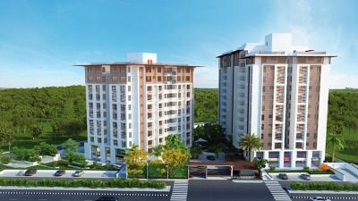 Gallery Cover Image of 1800 Sq.ft 3 BHK Apartment for buy in Kavisha Corporation Pebble Bay Phase 2, Chandkheda for 7200000