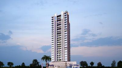 Gallery Cover Image of 1000 Sq.ft 2 BHK Apartment for buy in Veena Sky Heights, Borivali West for 24000000
