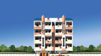 Gallery Cover Image of 1130 Sq.ft 2 BHK Apartment for buy in DSR Cosmos, Bellandur for 4500000