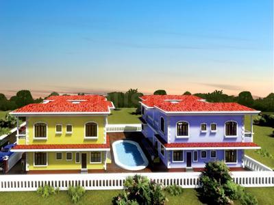 Gallery Cover Pic of Patkar Villa De Sol