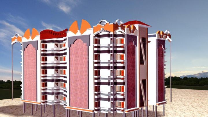 Gallery Cover Pic of Ganpati Builder Heights