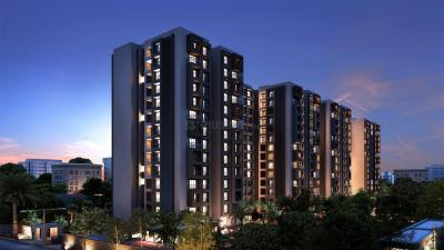 Gallery Cover Image of 1600 Sq.ft 3 BHK Apartment for buy in Goyal Orchid Woods, Narayanapura for 13400000