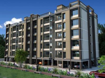 Gallery Cover Image of 1305 Sq.ft 3 BHK Apartment for buy in Devnandan Devnandan Sky, Chandkheda for 5000000