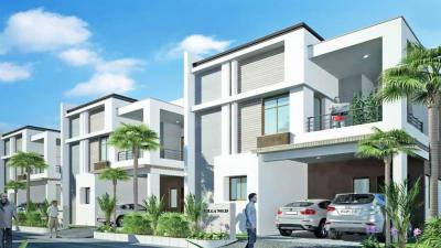 Gallery Cover Image of 2560 Sq.ft 3 BHK Villa for buy in Incor Divino, Serilingampally for 22000000