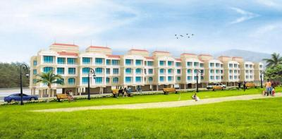Gallery Cover Image of 530 Sq.ft 1 BHK Apartment for rent in Calypso, Kewale for 4500