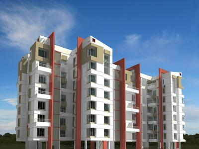Gallery Cover Image of 950 Sq.ft 2 BHK Apartment for buy in F5 Aishwarya Greens, Fursungi for 5000000