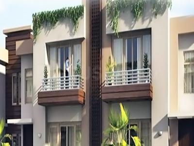 Gallery Cover Image of 1011 Sq.ft 3 BHK Independent Floor for buy in BPTP Parklands Pride, Sector 77 for 4700000