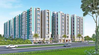Gallery Cover Image of 900 Sq.ft 2 BHK Apartment for buy in Vraj Galaxy, GIDC Naroda for 2000000