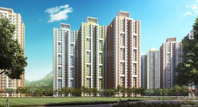 Gallery Cover Pic of Wadhwa Wise City South Block Phase I Plot RZ9 Building 1 Wing D4