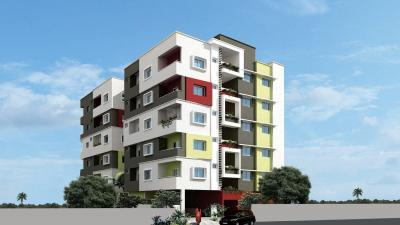 Gallery Cover Image of 1160 Sq.ft 2 BHK Apartment for buy in Super Corona, Rai Durg for 7000000