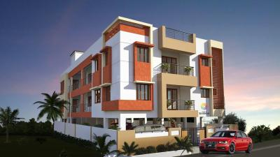 Gallery Cover Image of 1253 Sq.ft 3 BHK Apartment for buy in Aura Sunshine, Villivakkam for 10500000