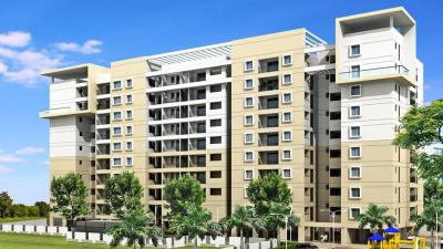 Gallery Cover Image of 1157 Sq.ft 2 BHK Apartment for rent in Vajram Elina, Chokkanahalli for 20000