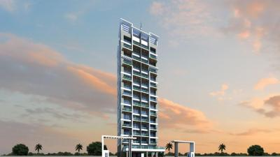 Gallery Cover Image of 850 Sq.ft 2 BHK Apartment for rent in Keystone Vista, Kharghar for 20000
