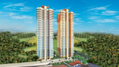 Gallery Cover Image of 1262 Sq.ft 2 BHK Apartment for buy in AIPL Zen Residences, Sector 70A for 8200000