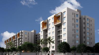 Gallery Cover Image of 1353 Sq.ft 3 BHK Apartment for buy in Sipani Bliss, Bommasandra for 3000000