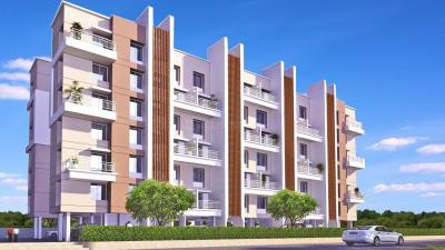 Gallery Cover Image of 680 Sq.ft 1 BHK Apartment for rent in Malkani Bella Vita, Wagholi for 12000