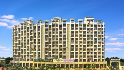 Gallery Cover Image of 1080 Sq.ft 2 BHK Apartment for buy in Bhansali Zinnea 2, Bavdhan for 7895000