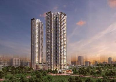 Gallery Cover Image of 1660 Sq.ft 3 BHK Apartment for buy in Kalpataru Vienta, Kandivali East for 27000000