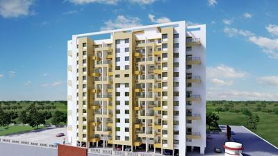 Gallery Cover Image of 1155 Sq.ft 2 BHK Apartment for rent in Grande View 7 Phase 1 Building A to Phase 2 Building C, Ambegaon Budruk for 18500