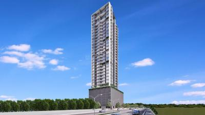 Gallery Cover Image of 1200 Sq.ft 2 BHK Apartment for buy in Suraj Palette, Dadar West for 47700000