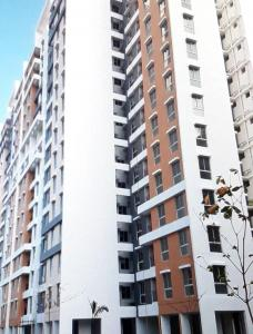 Gallery Cover Image of 480 Sq.ft 1 BHK Apartment for rent in Shapoorji Pallonji Group SP Shukhobristhi, New Town for 11000