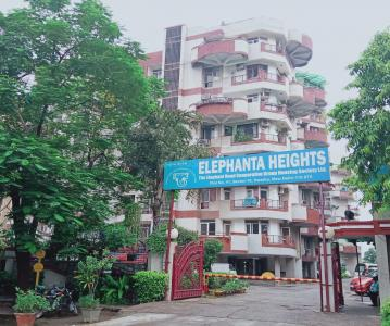 Gallery Cover Image of 1600 Sq.ft 3 BHK Apartment for rent in The Elephanta Heights Apartments, Sector 10 Dwarka for 30000