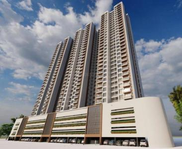 Gallery Cover Image of 1100 Sq.ft 3 BHK Apartment for buy in Duville Riverdale Grove, Kharadi for 8100000