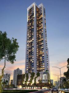 Gallery Cover Image of 970 Sq.ft 2 BHK Apartment for buy in Vantage Worli 2021, Worli for 27555555