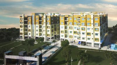 Gallery Cover Image of 931 Sq.ft 3 BHK Apartment for buy in Su Casa Twins, Narendrapur for 2850000