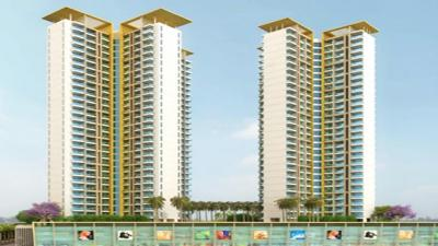 Gallery Cover Image of 1585 Sq.ft 3 BHK Apartment for rent in Anthurium, Mulund West for 55000