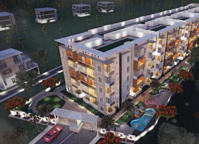 Gallery Cover Image of 1401 Sq.ft 3 BHK Apartment for buy in Sidvin Grace, Mallathahalli for 7900000