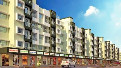Gallery Cover Image of 900 Sq.ft 2 BHK Apartment for buy in S S Land Developers Namo Shivaasthu City Building No 3, Shakti Udyog Nagar for 2980000