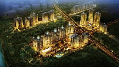 Gallery Cover Image of 1437 Sq.ft 3 BHK Apartment for buy in Kolte Patil 24K Glitterati, Pimple Nilakh for 15000000