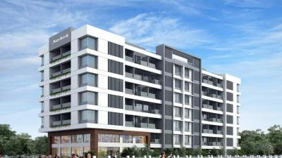 Gallery Cover Image of 575 Sq.ft 1 BHK Apartment for buy in Chintamani Aashish, Dhayari for 2472500