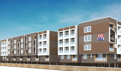 Gallery Cover Image of 951 Sq.ft 2 BHK Apartment for buy in DS Max Sankalp Manor, Horamavu for 4100000