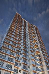 Gallery Cover Image of 840 Sq.ft 1 BHK Apartment for buy in Vaibhavlaxmi Olympus, Vikhroli East for 7413000