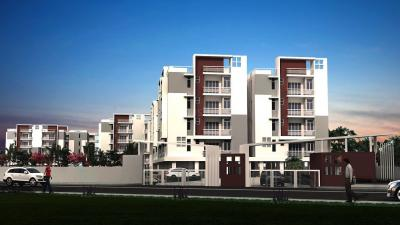 Gallery Cover Image of 1080 Sq.ft 2 BHK Apartment for rent in Symphony, Chansandra for 17000