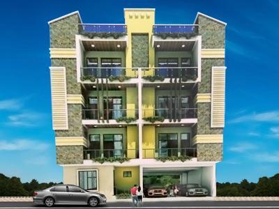 Gallery Cover Image of 500 Sq.ft 2 BHK Apartment for buy in SLV Phase, Govindpuram for 1500000