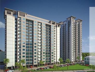 Gallery Cover Image of 1145 Sq.ft 2 BHK Apartment for buy in Paarth Goldfinch State, Sarojini Nagar for 4900000