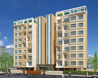 Gallery Cover Image of 680 Sq.ft 1 RK Apartment for buy in Sun Residency, Hinjewadi for 4800000
