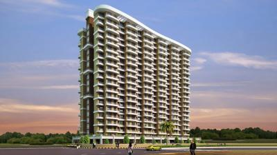 Gallery Cover Image of 690 Sq.ft 1 BHK Apartment for buy in Paradise Sai Riverdale, Taloja for 4700000
