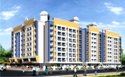 Gallery Cover Image of 560 Sq.ft 1 BHK Apartment for rent in Cherry Residency, Nalasopara West for 6700